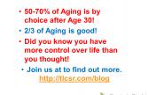 aging choice 2-3 good