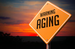 warning aging